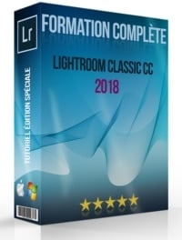 Formation retouche photo Formation Lightroom Classic CC complète 2018
