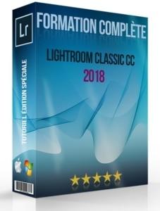 Formation Lightroom Classic CC complète 2018