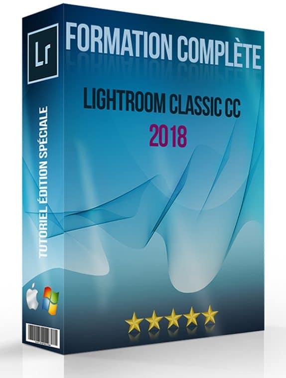 Formation retouche photo Formation Lightroom Classic CC complète 2018 / Apprendre Lightroom avec les tuto lightroom