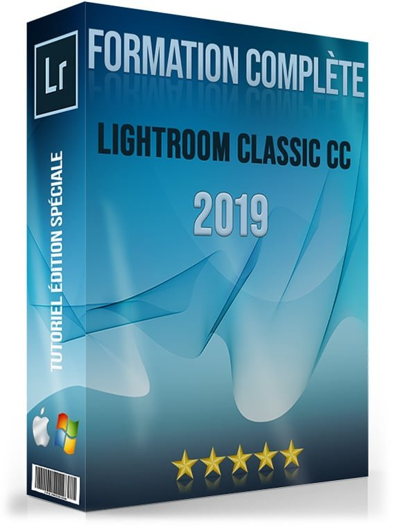 Formation Lightroom 2019 - Apprendre Lightroom Classic CC