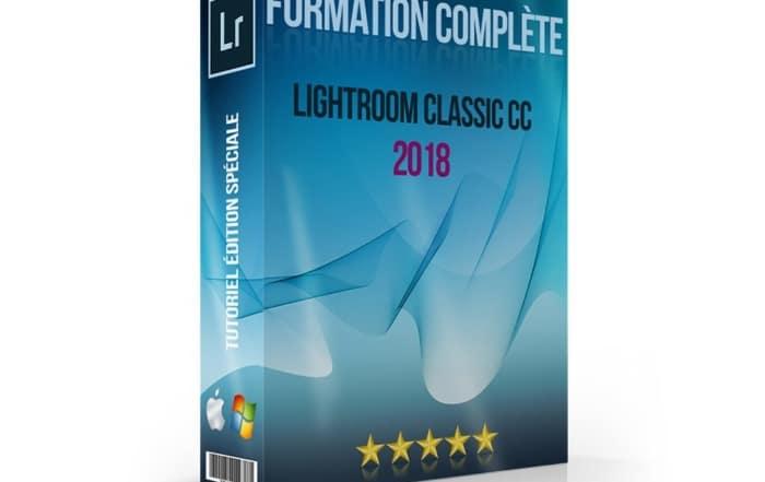 Formation retouche photo Formation complète Lightroom CC / Apprendre Lightroom