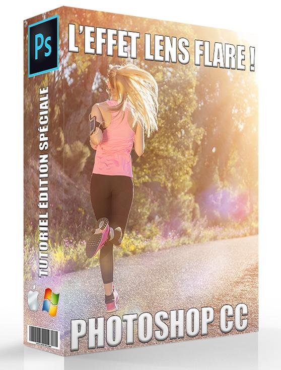 Lens Flare Photoshop gratuit