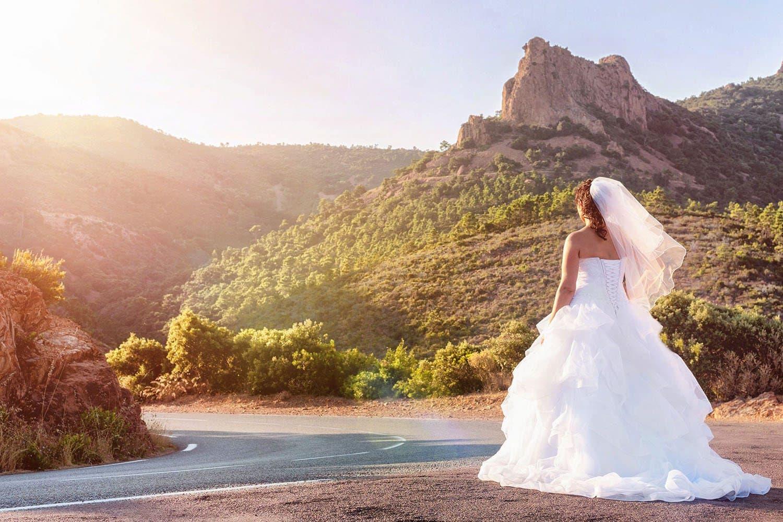 comment faire la mise au point sur une photo de mariage