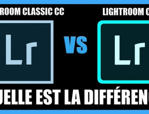 Lightroom classic cc ou Lightroom cc