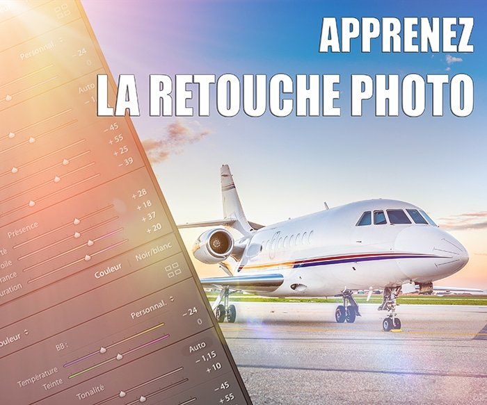 Formation Lightroom apprendre retouche photo