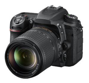 différents types d'appareils photo numérique Reflex