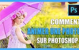 Animer une Photo sur Photoshop avec l'effet 2,5D Parallaxe