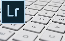 Liste des raccourcis clavier de Lightroom Classic CC
