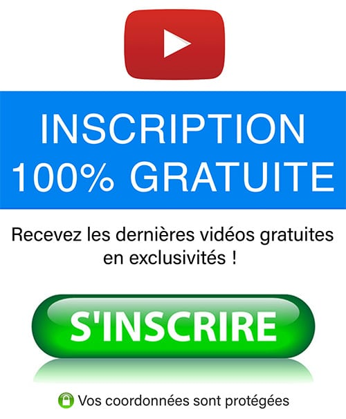 Tuto Photo inscription / Tutoriel video gratuit photoshop lightroom 2019