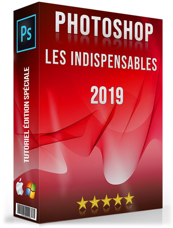 Formation Photoshop 2019 - tutoriel Photoshop et Lightroom