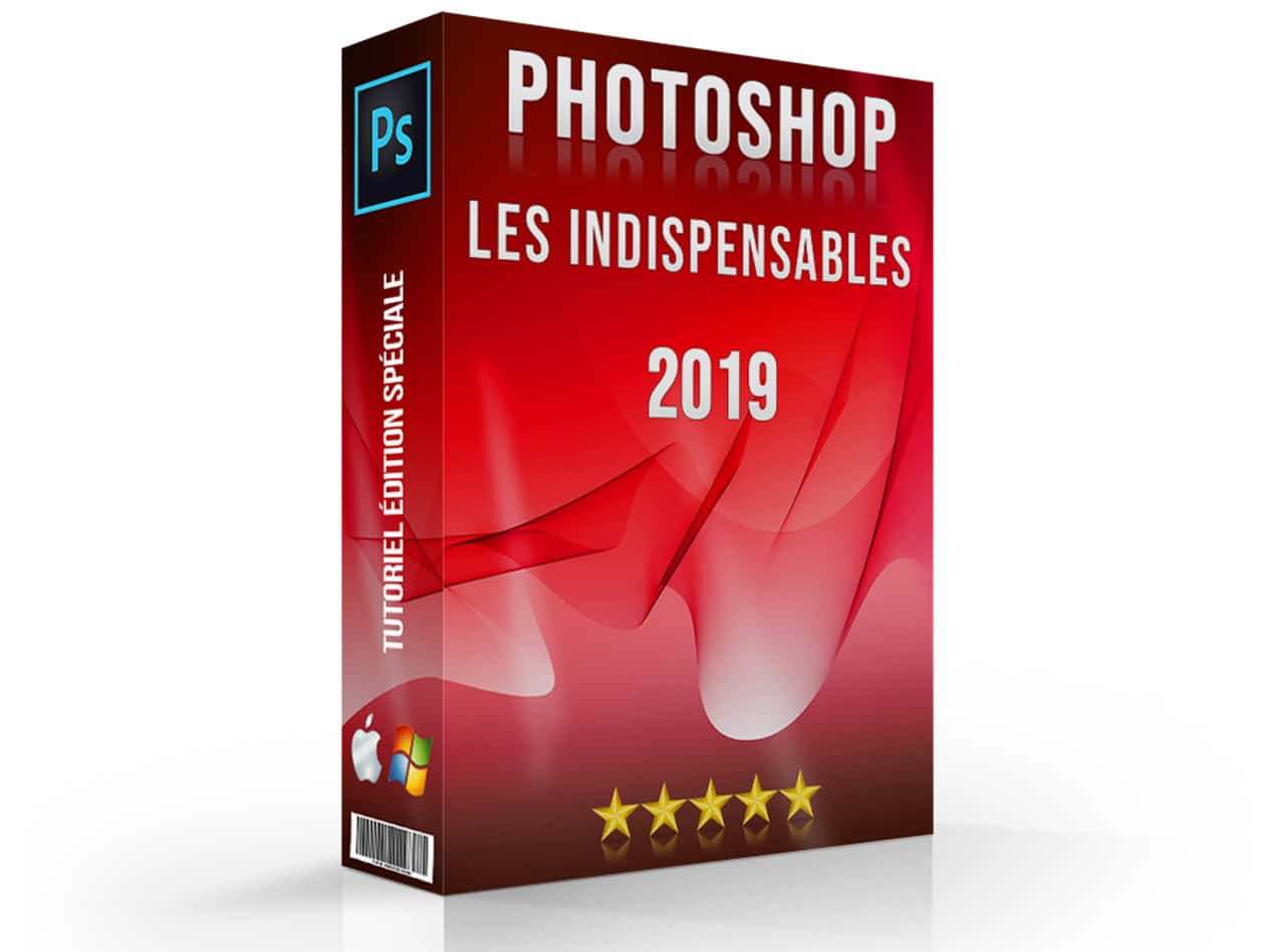 Apprendre Photoshop avec la Formation Photoshop 2019