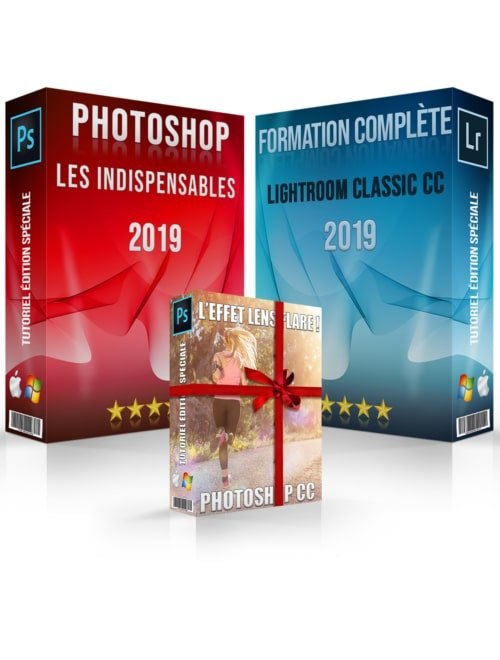 Tutoriel Photoshop et Lightroom