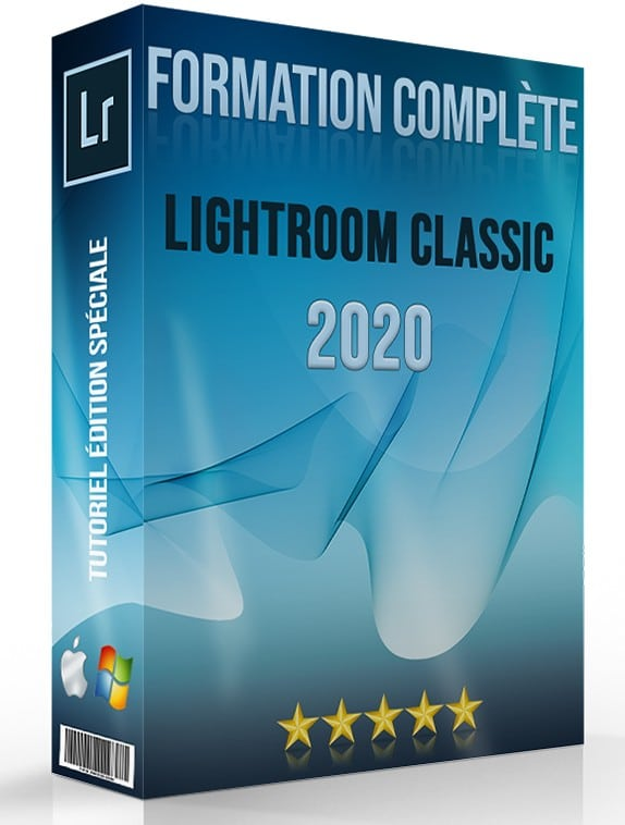 Formation Lightroom 2020 - tutoriel Photoshop et Lightroom