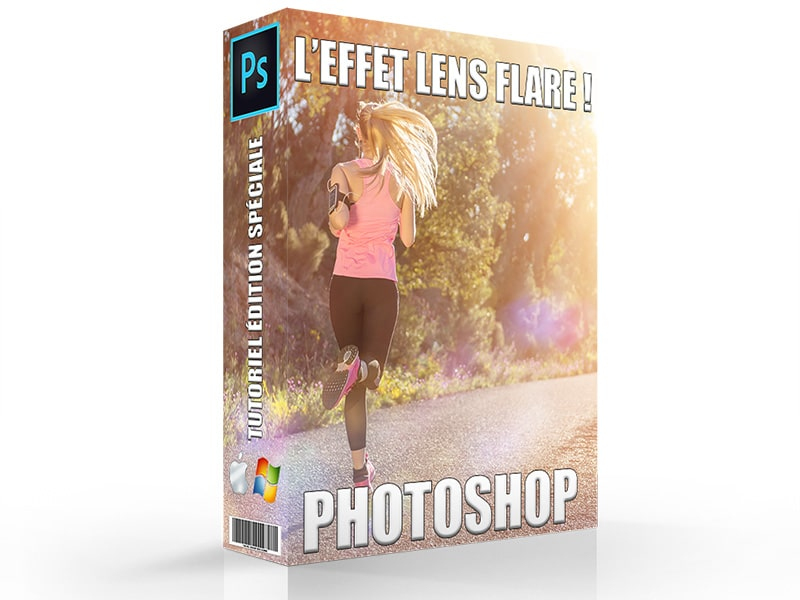 Faire de belles photos grâce à l'effet photo Lens flare