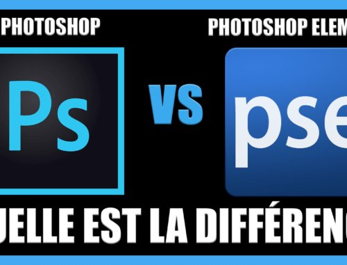 Quelle est la différence entre Photoshop et Photoshop Elements