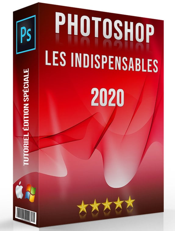 Formation Photoshop 2020 - tutoriel Photoshop et Lightroom