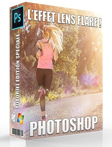 La Formation Lens-Flare Photoshop de Tuto Photos